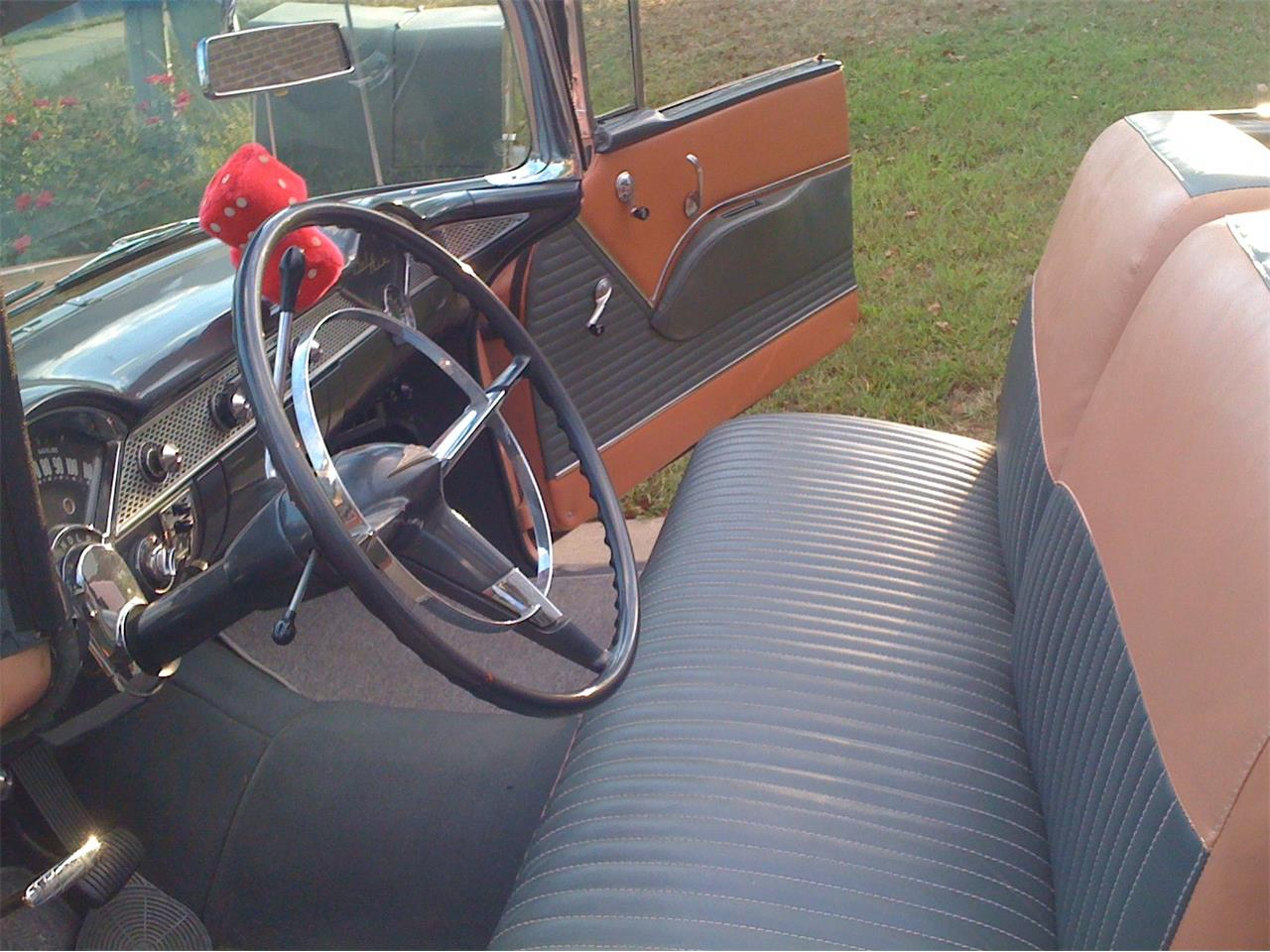 Large Picture of '55 Bel Air - K4RI
