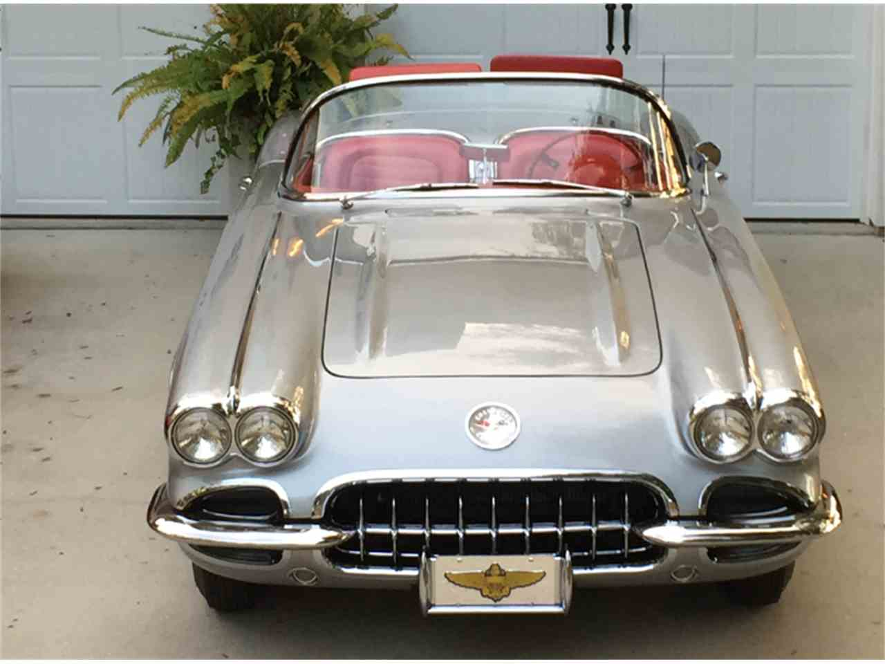 Large Picture of '59 Corvette - K4RM