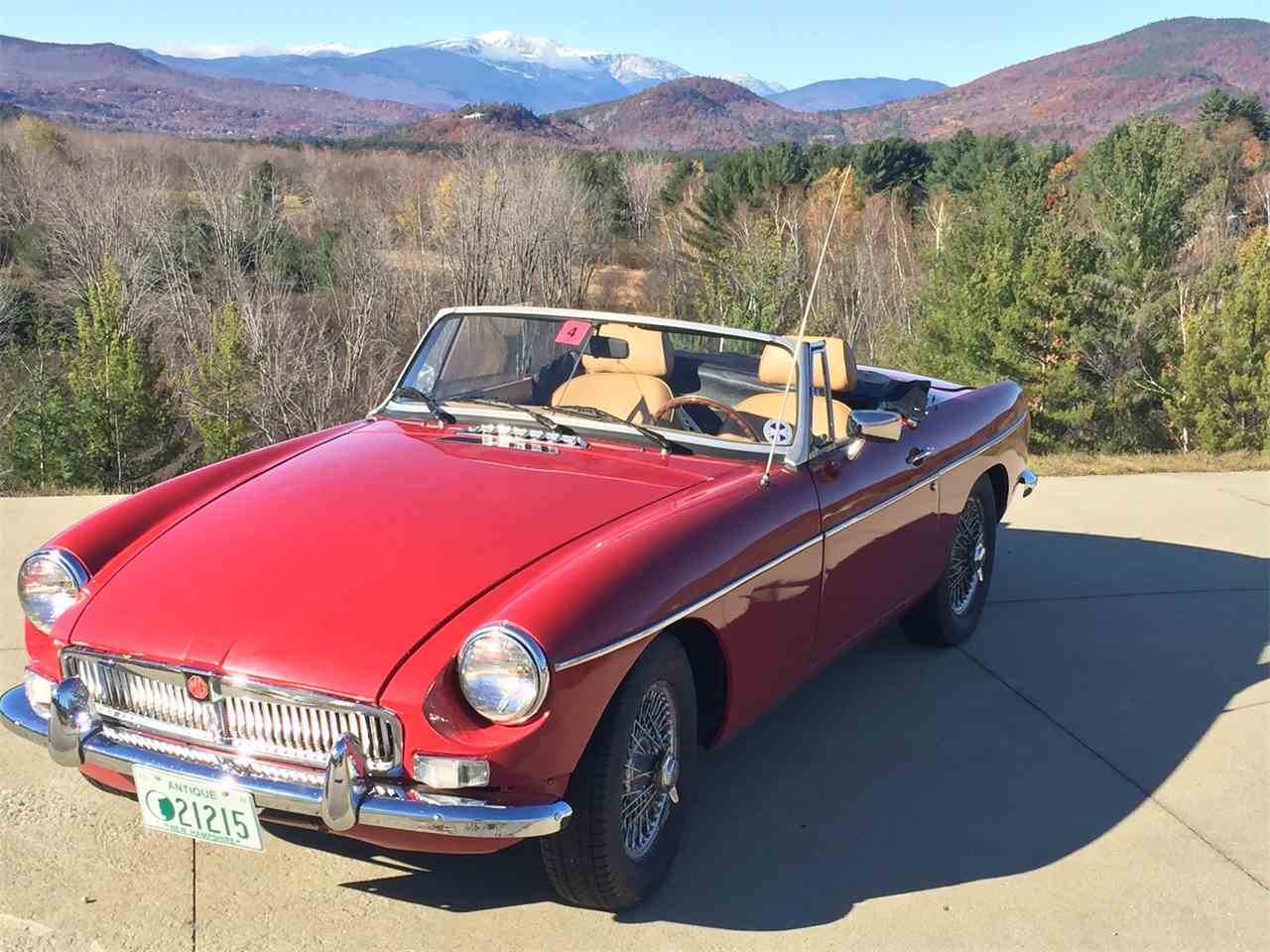 Large Picture of '80 MGB - K4SJ