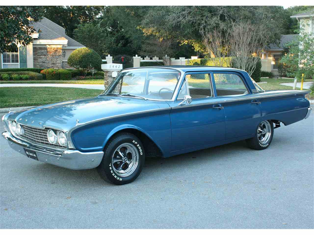Cars For Sale Under 5000 By Owner >> 1960 Ford Fairlane for Sale | ClassicCars.com | CC-939348