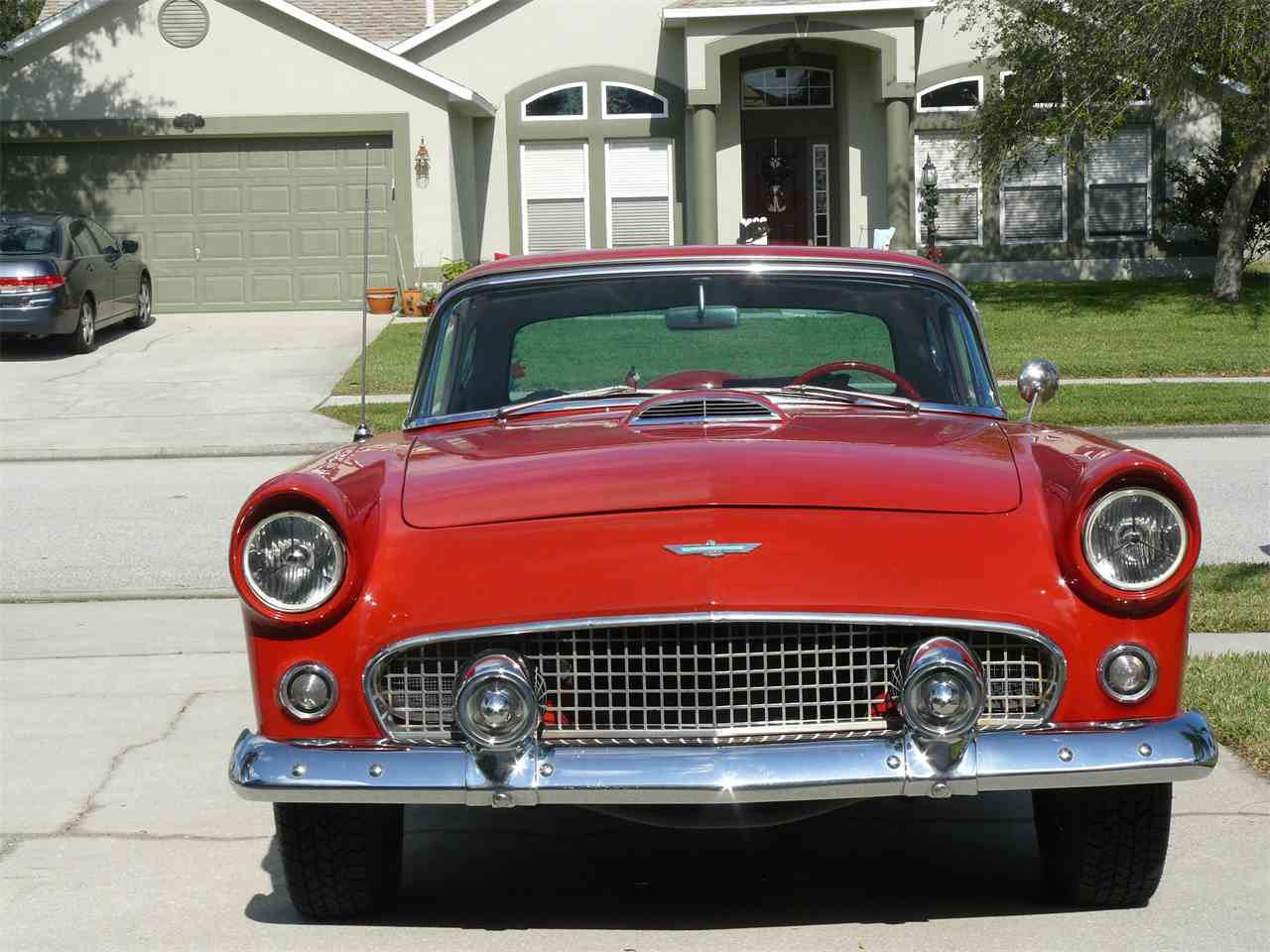 Large Picture of Classic 1956 Ford Thunderbird located in Malabar Florida - $25,000.00 - K4T1