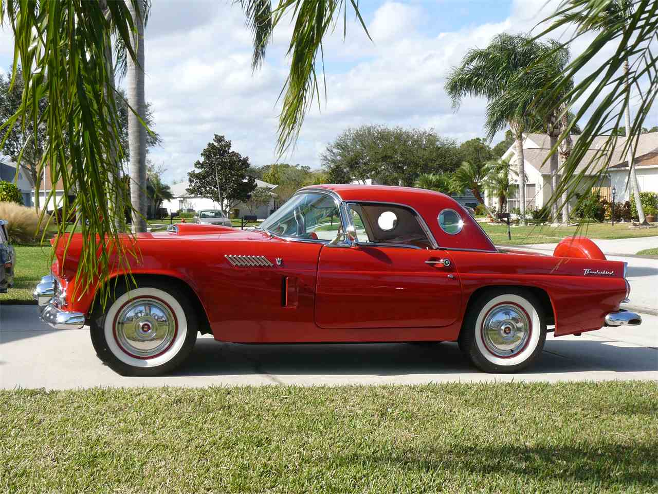 Large Picture of '56 Thunderbird - $25,000.00 Offered by a Private Seller - K4T1