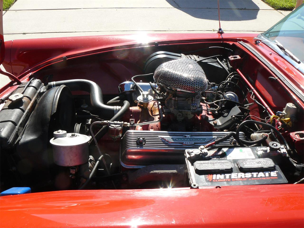 Large Picture of '56 Thunderbird - K4T1