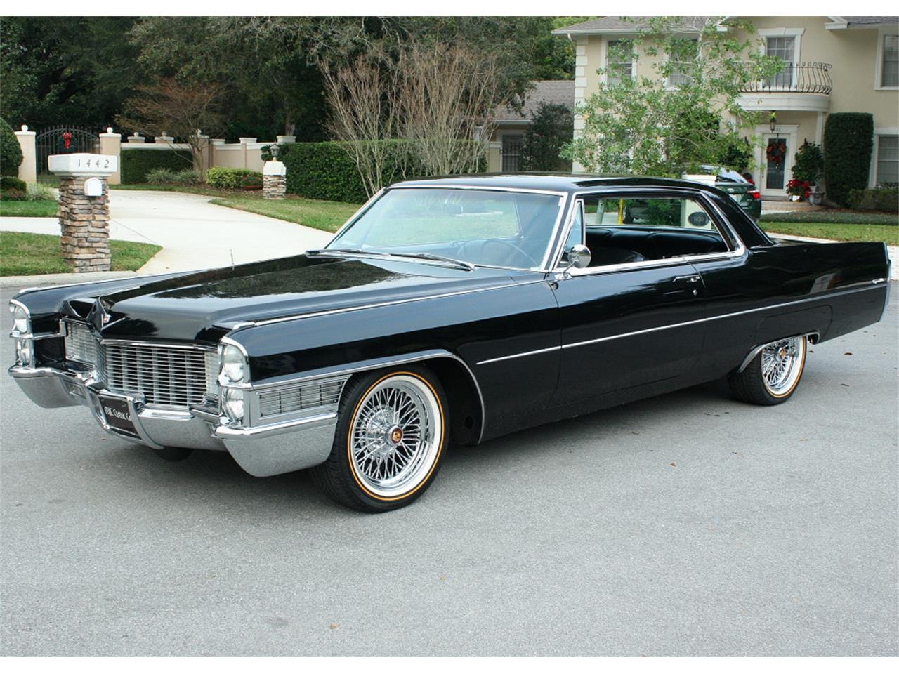 1965 Cadillac Coupe DeVille for Sale   ClassicCars.com ...
