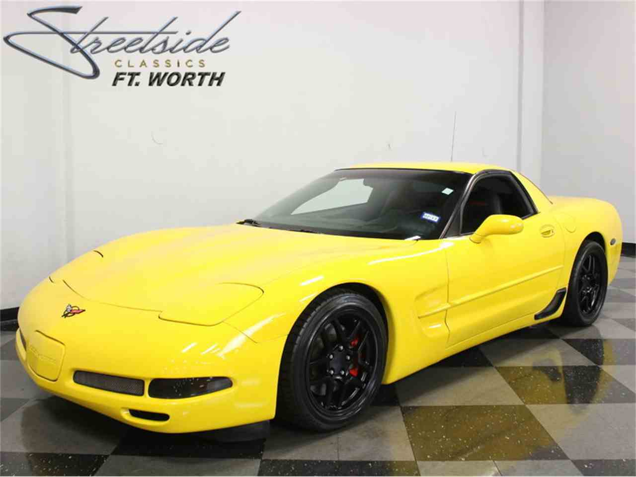 2004 chevrolet corvette z06 for sale cc 939362. Black Bedroom Furniture Sets. Home Design Ideas