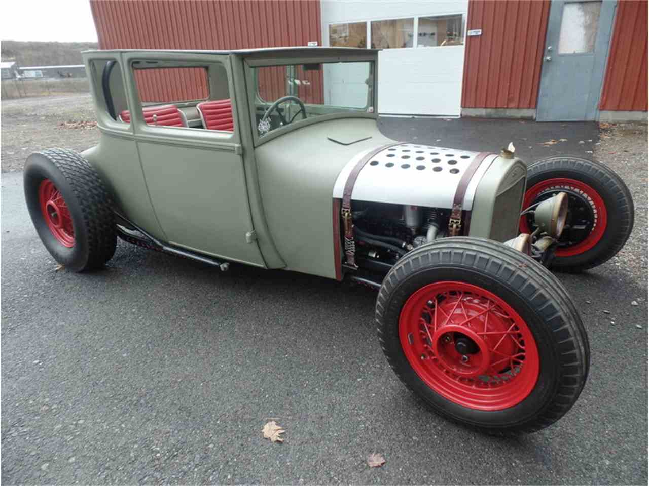 1927 Ford Model T Rat Rod for Sale | ClassicCars.com | CC-939389