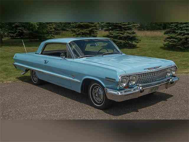 1963 Chevrolet Impala for Sale on ClicCars.com - Pg 3