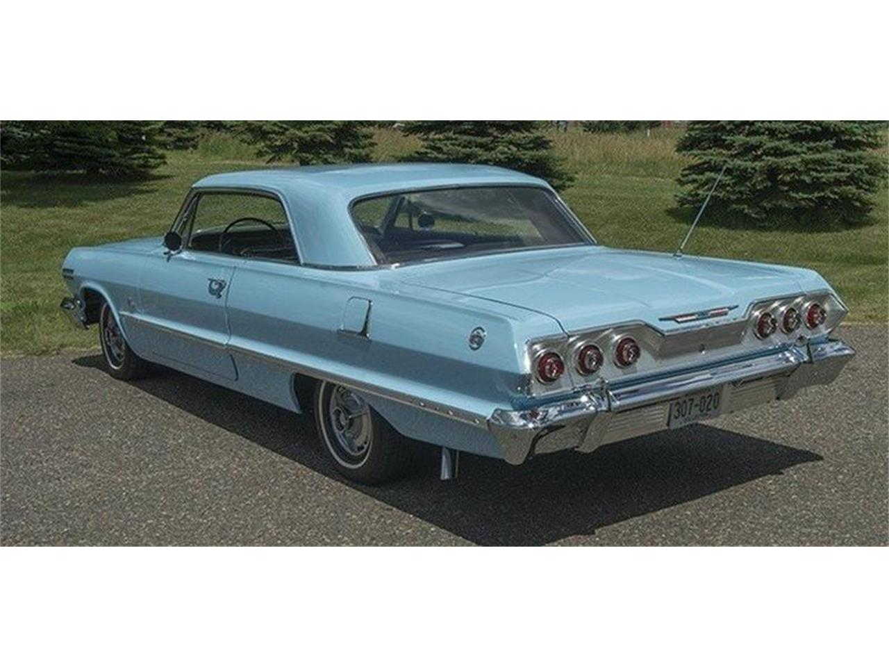 Large Picture of '63 Impala - K4XS
