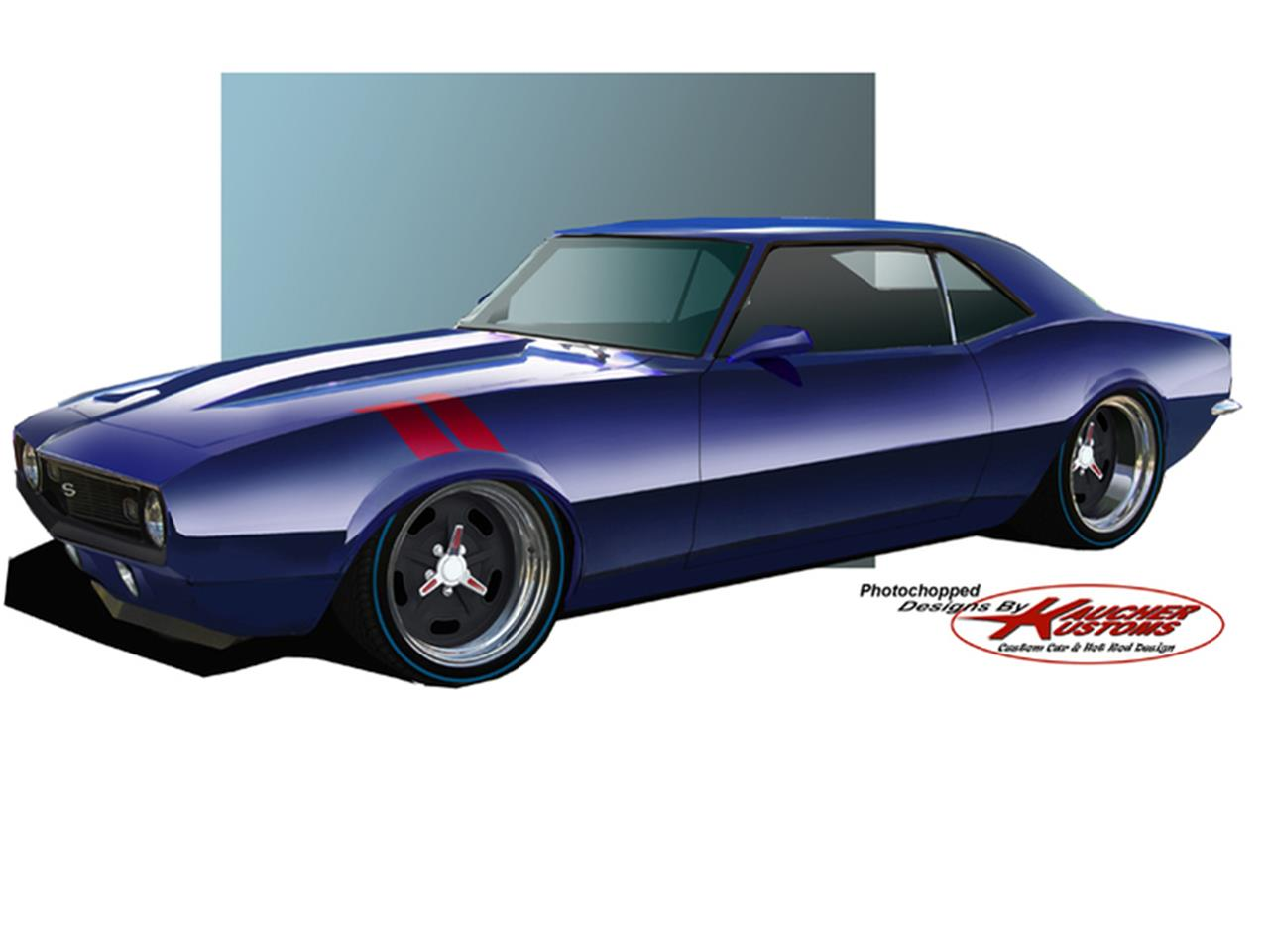 Large Picture of '68 Camaro located in Charlotte North Carolina Offered by RK Motors Charlotte - K4YJ