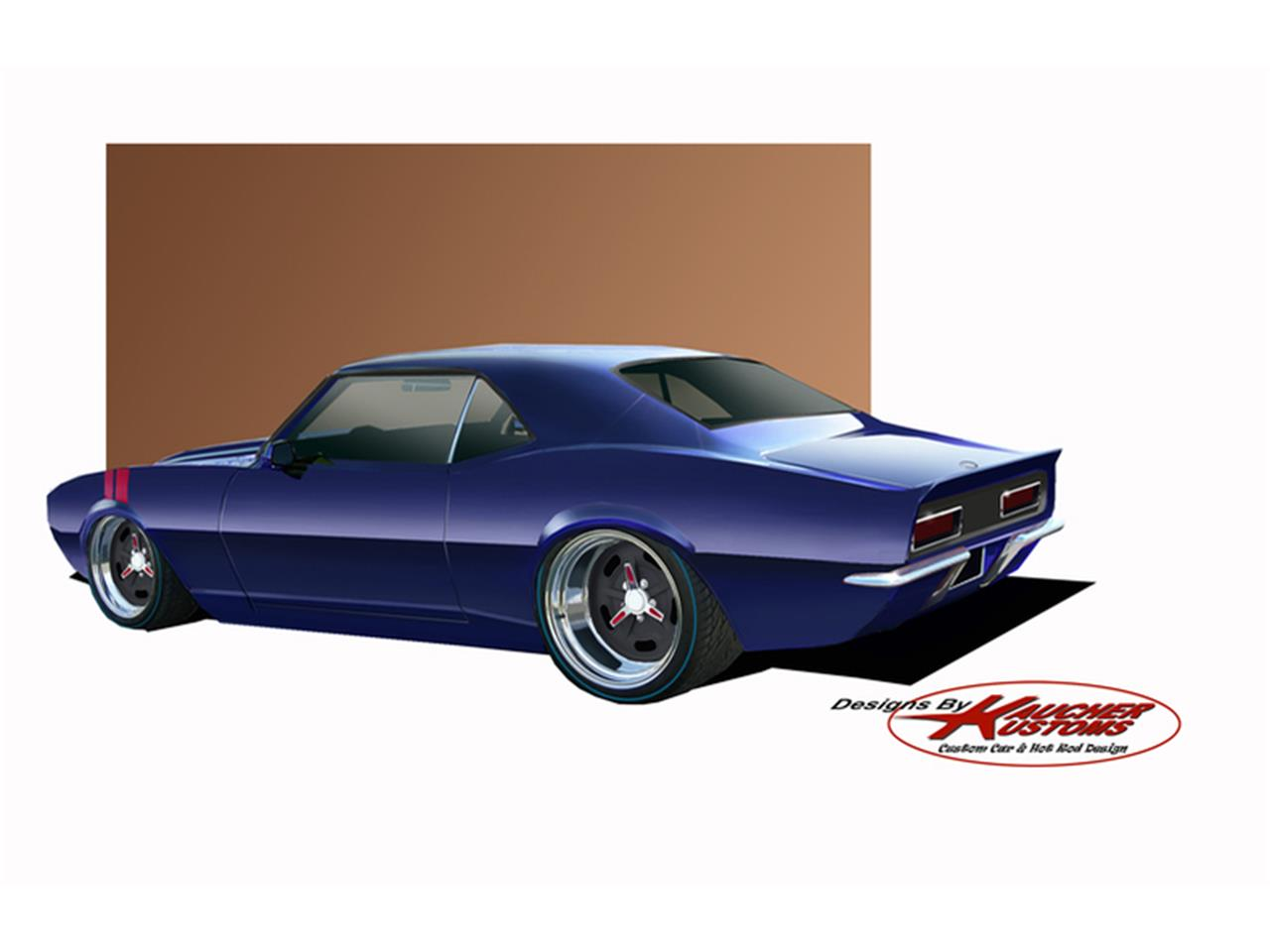 Large Picture of 1968 Chevrolet Camaro located in Charlotte North Carolina - $99,900.00 - K4YJ