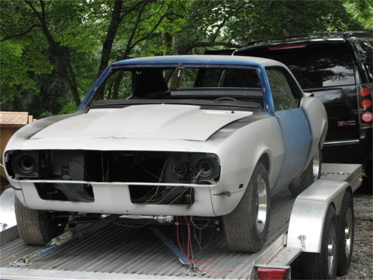Large Picture of 1968 Chevrolet Camaro - K4YJ
