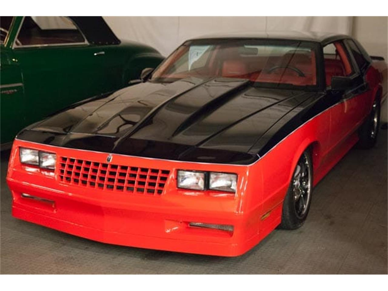 Large Picture of '86 Monte Carlo - K4ZP
