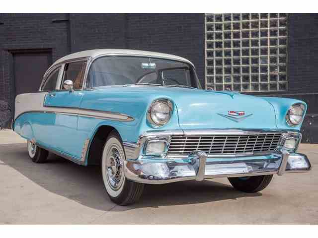 1956 Chevrolet Bel Air for Sale on ClicCars.com - Pg 5
