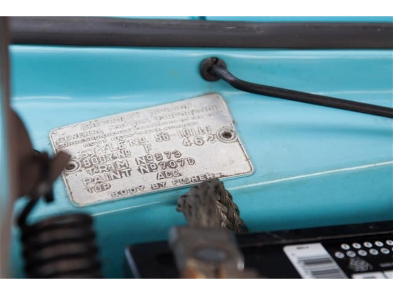 Large Picture of '56 Chevrolet Bel Air located in Pennsylvania - $49,888.00 - K505
