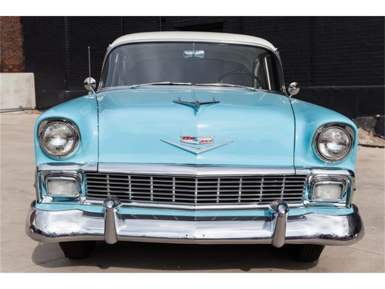 Large Picture of 1956 Bel Air located in Pittsburgh Pennsylvania - $49,888.00 - K505