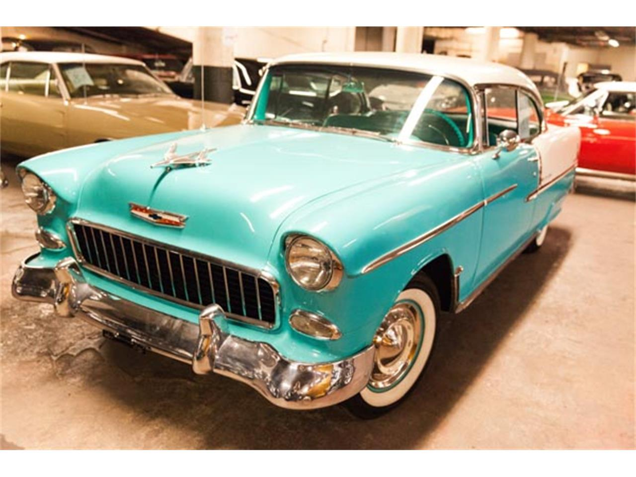 1955 Chevrolet Bel Air Sport Coupe For Sale Cc Chevy Large Picture Of 55 K50a