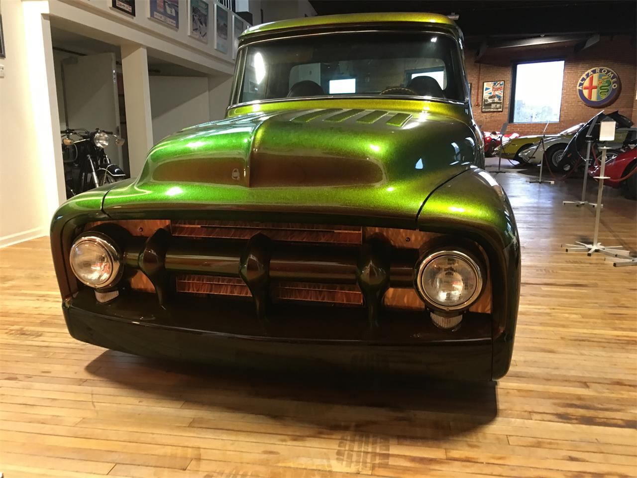Large Picture of '56 F100 - K50I