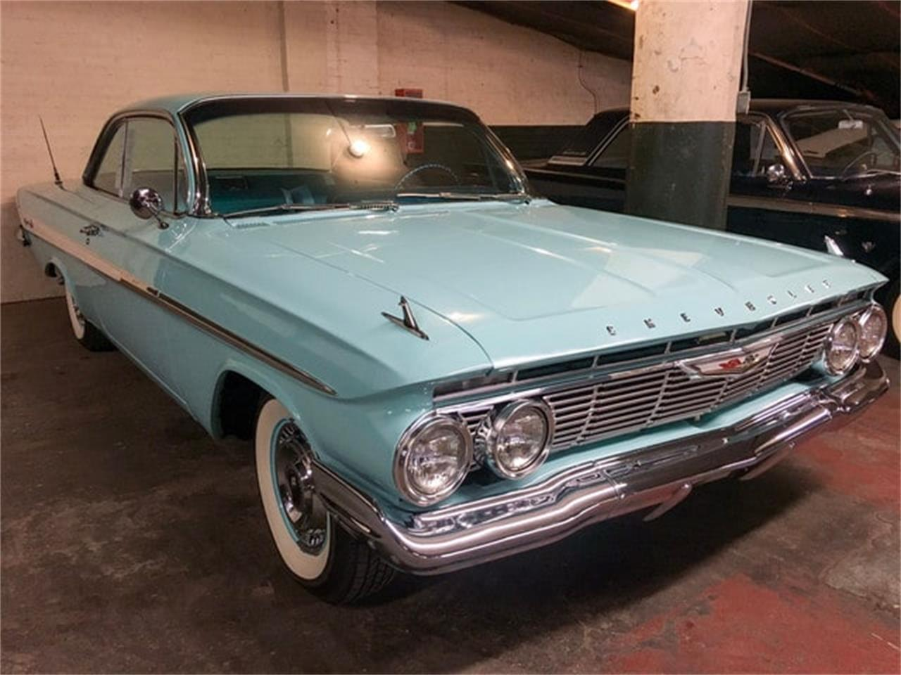Large Picture of 1961 Chevrolet Impala located in Pittsburgh Pennsylvania - $69,998.00 - K50K