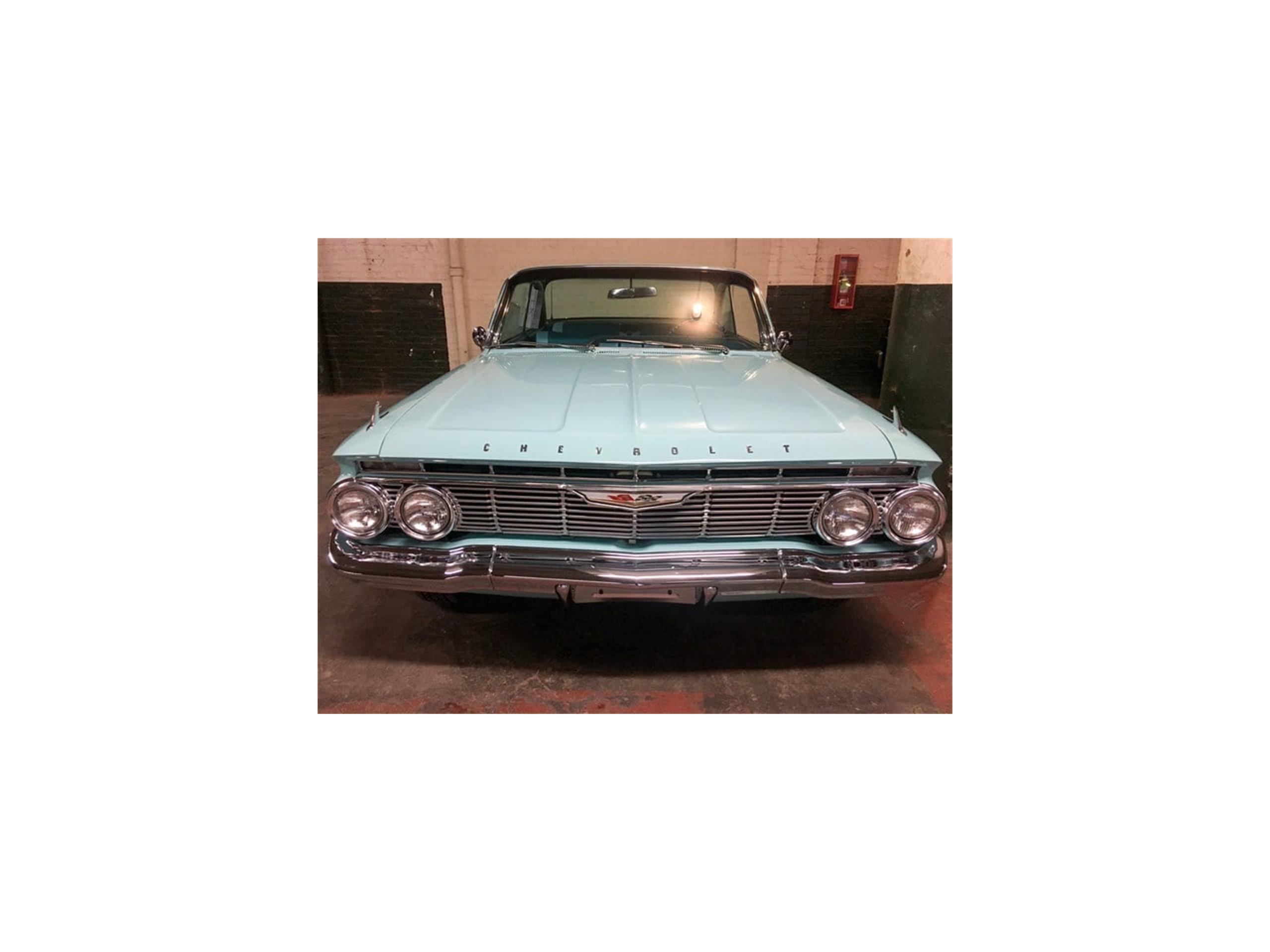 Large Picture of '61 Impala - K50K
