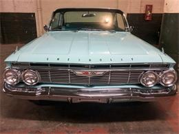 Picture of '61 Chevrolet Impala located in Pittsburgh Pennsylvania - $69,998.00 Offered by Auto Palace LLC - K50K
