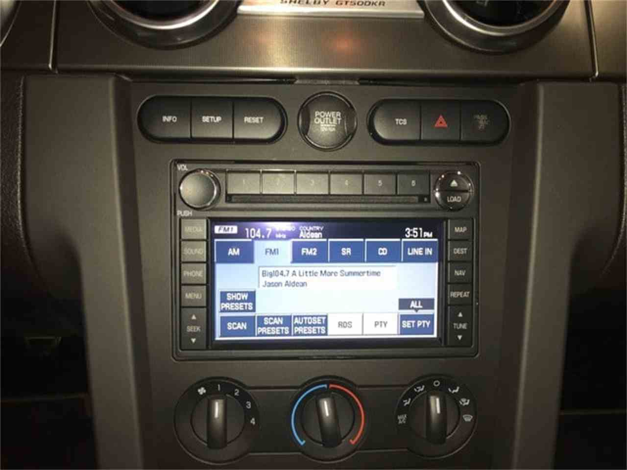 Large Picture of '09 GT500 - K50V