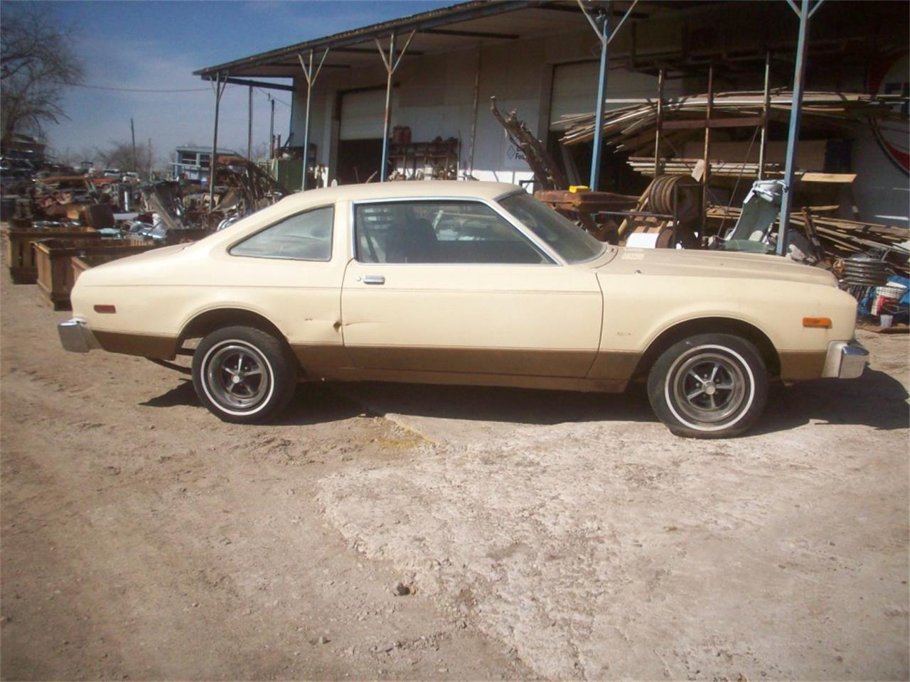 Large Picture of '79 Duster - K51Y
