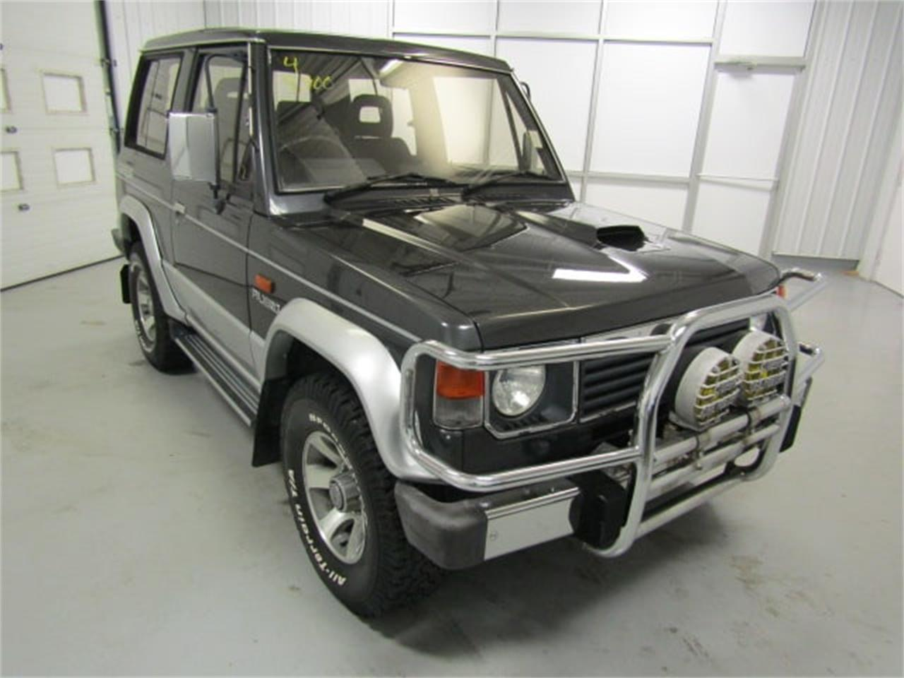 Large Picture of '90 Pajero - $7,900.00 Offered by Duncan Imports & Classic Cars - K54B