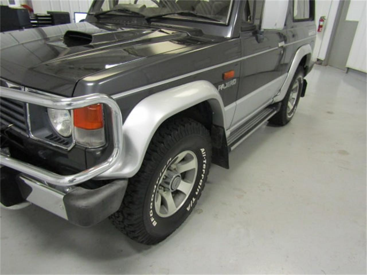 Large Picture of '90 Pajero located in Virginia - $7,900.00 - K54B