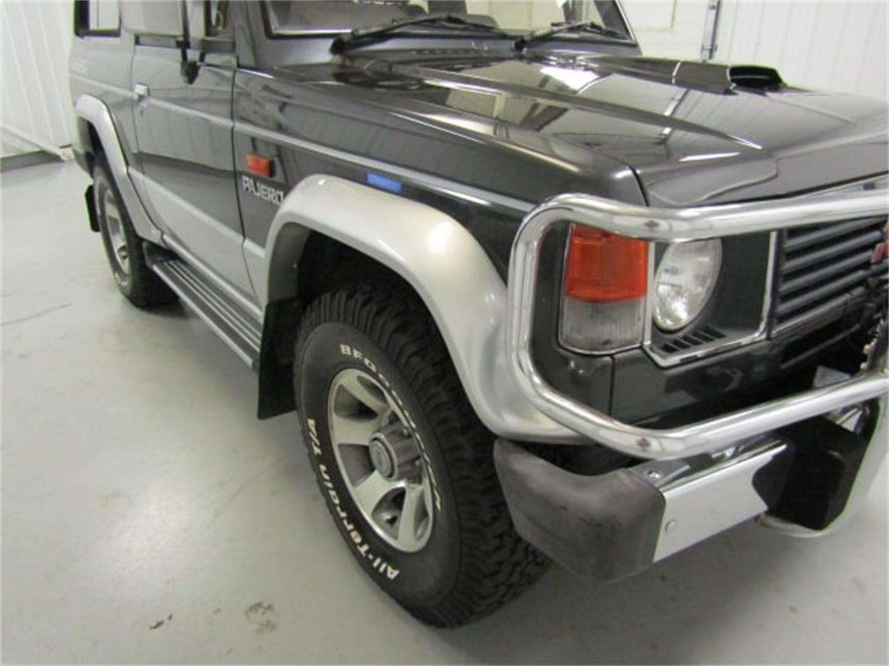 Large Picture of 1990 Pajero located in Christiansburg Virginia - K54B