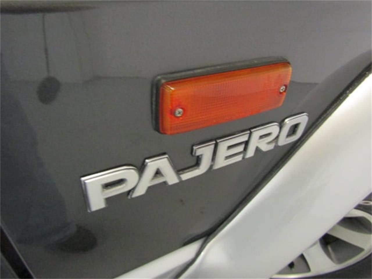 Large Picture of 1990 Mitsubishi Pajero located in Virginia Offered by Duncan Imports & Classic Cars - K54B
