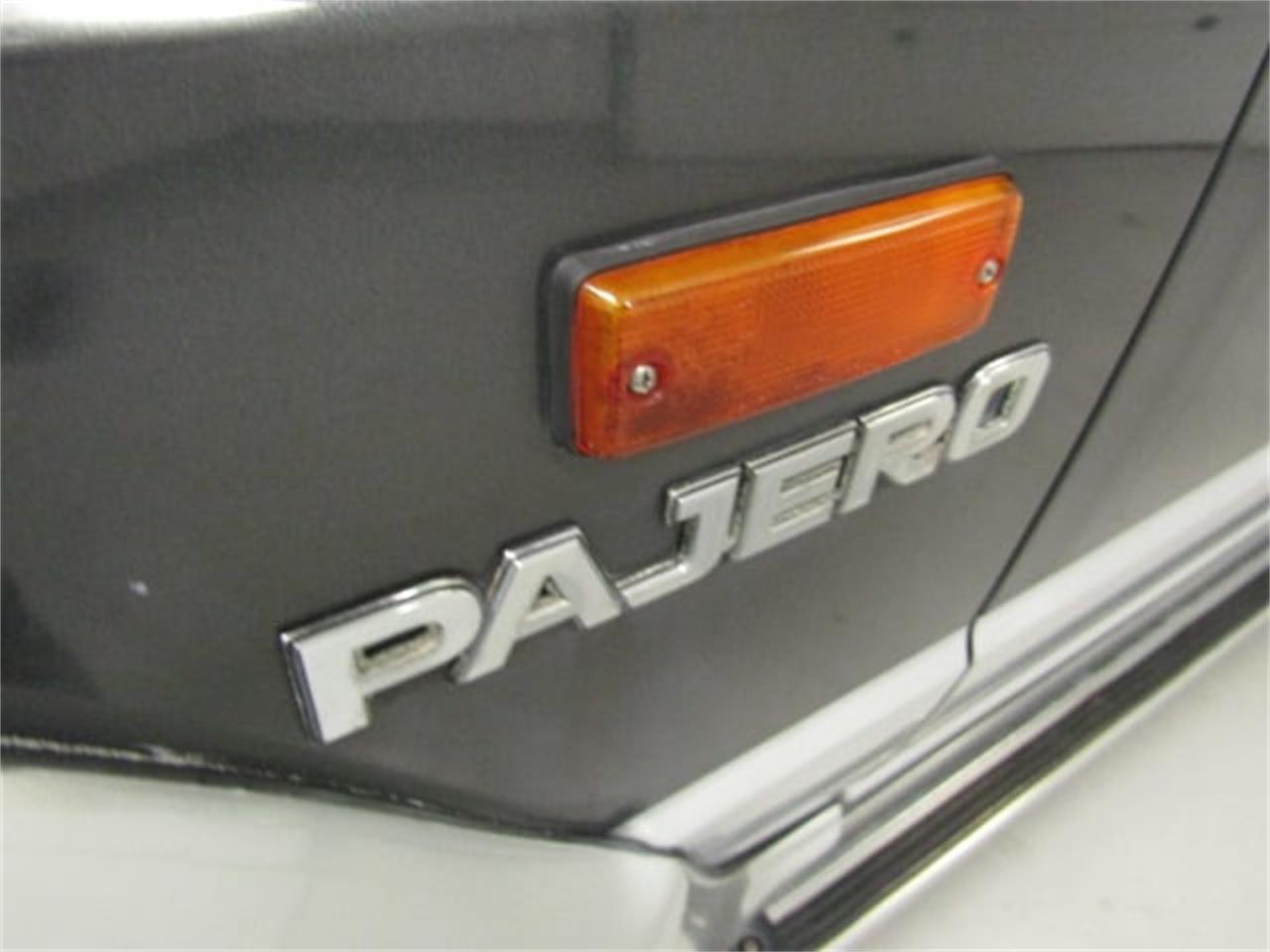 Large Picture of '90 Pajero located in Virginia Offered by Duncan Imports & Classic Cars - K54B