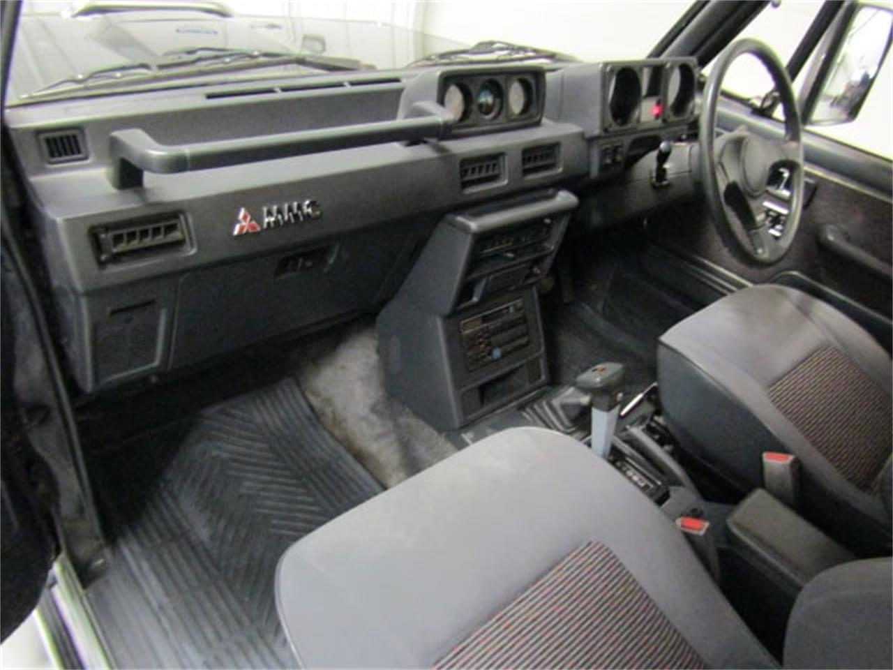 Large Picture of 1990 Pajero located in Virginia Offered by Duncan Imports & Classic Cars - K54B