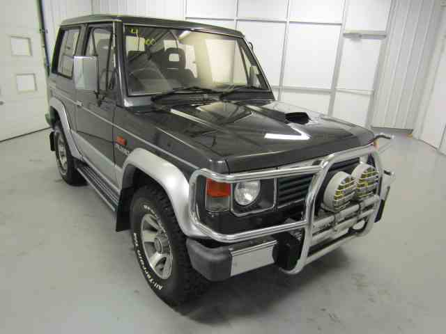 Picture of 1990 Pajero - $7,900.00 Offered by  - K54B