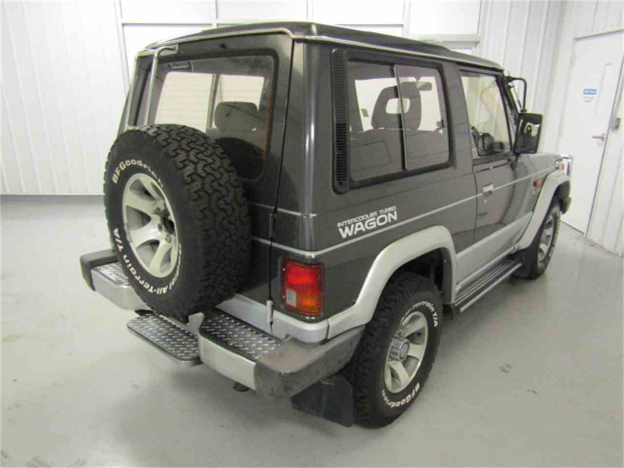 Large Picture of '90 Pajero - K54B