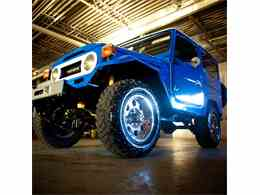Picture of 1976 Land Cruiser FJ located in St. Louis Missouri Offered by MotoeXotica Classic Cars - K54J