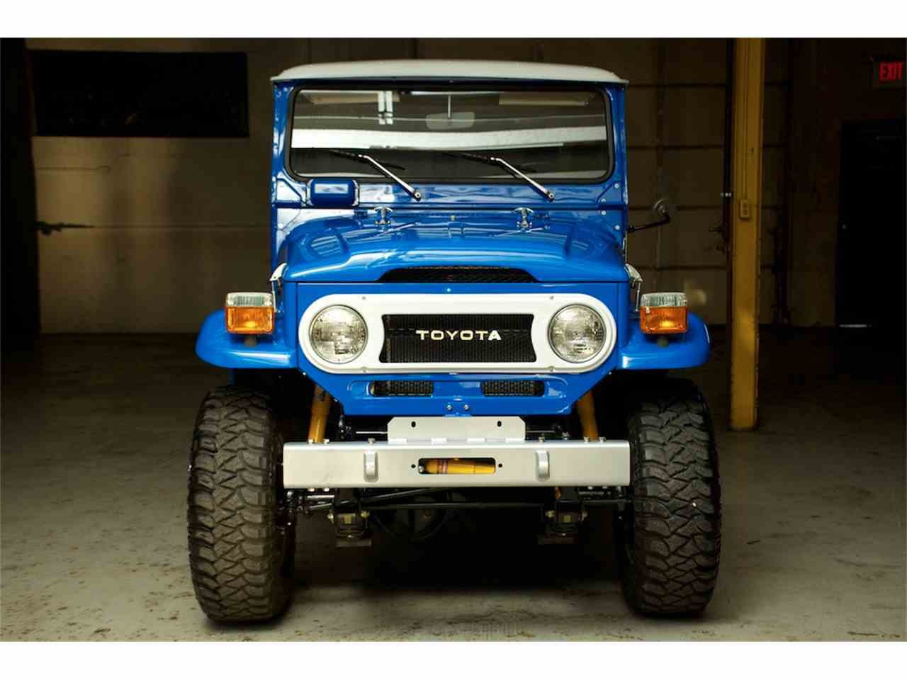 Large Picture of '76 Toyota Land Cruiser FJ located in Missouri - $74,900.00 - K54J