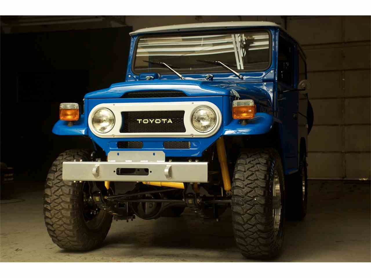 Large Picture of '76 Toyota Land Cruiser FJ located in Missouri Offered by MotoeXotica Classic Cars - K54J