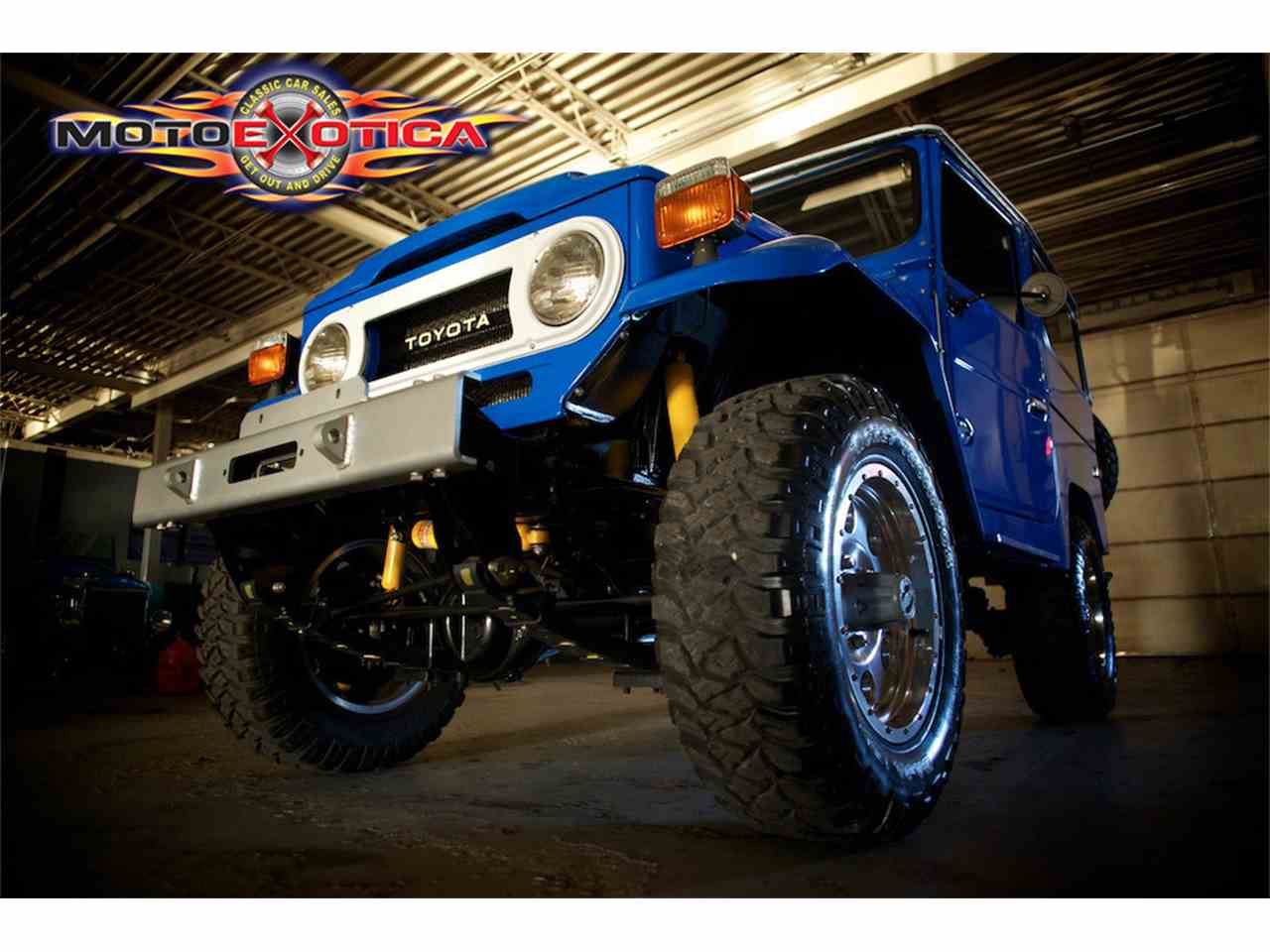 Large Picture of '76 Toyota Land Cruiser FJ located in St. Louis Missouri - K54J