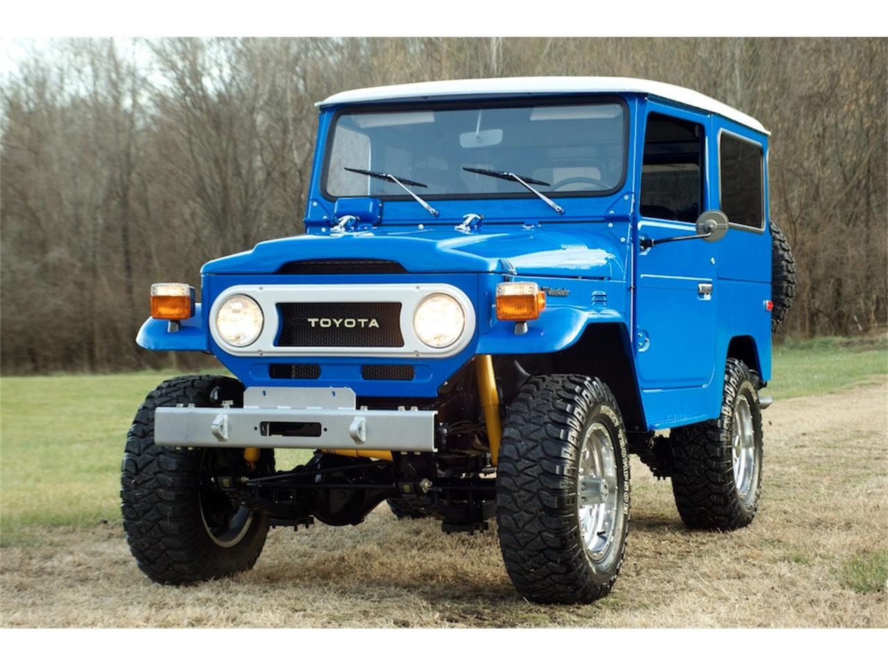 Large Picture of '76 Land Cruiser FJ - K54J