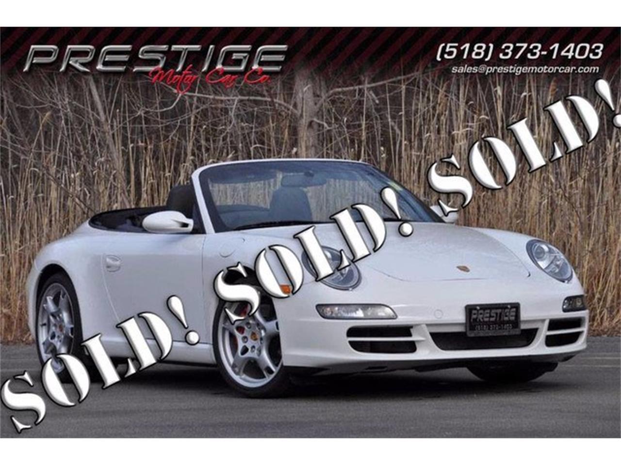Porsche Clifton Park >> 2005 Porsche 911 For Sale Classiccars Com Cc 939788