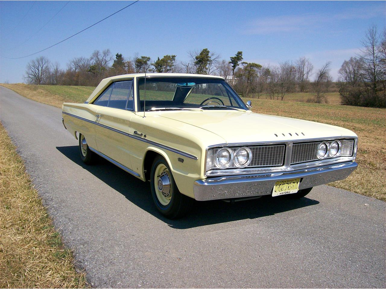 Large Picture of Classic '66 Dodge Coronet 440 located in Dumont New Jersey - $65,000.00 Offered by a Private Seller - K56J