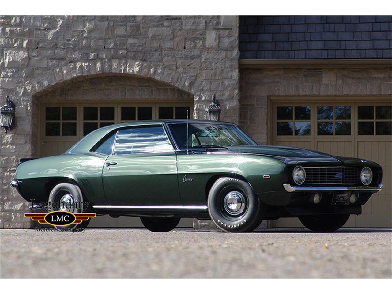 Large Picture of Classic '69 Chevrolet Camaro - K57F