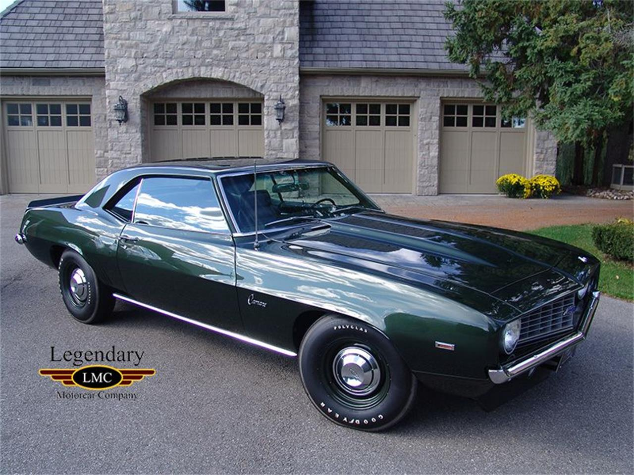 Large Picture of '69 Camaro - K57F