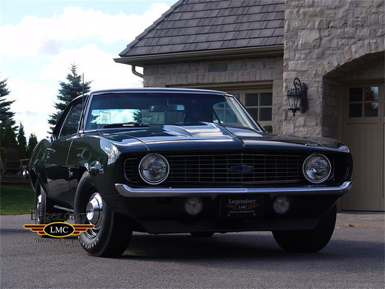 Large Picture of Classic '69 Chevrolet Camaro located in Ontario Auction Vehicle Offered by Legendary Motorcar Company - K57F