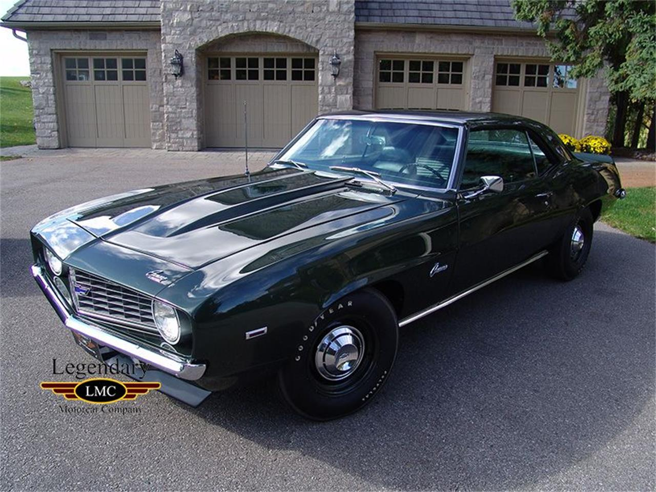 Large Picture of '69 Chevrolet Camaro located in Halton Hills Ontario - K57F