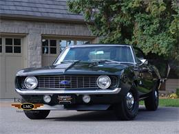 Picture of Classic 1969 Chevrolet Camaro Offered by Legendary Motorcar Company - K57F