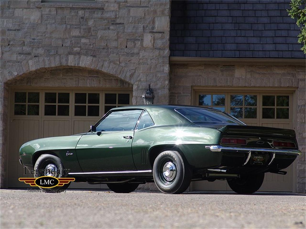 Large Picture of 1969 Chevrolet Camaro Offered by Legendary Motorcar Company - K57F