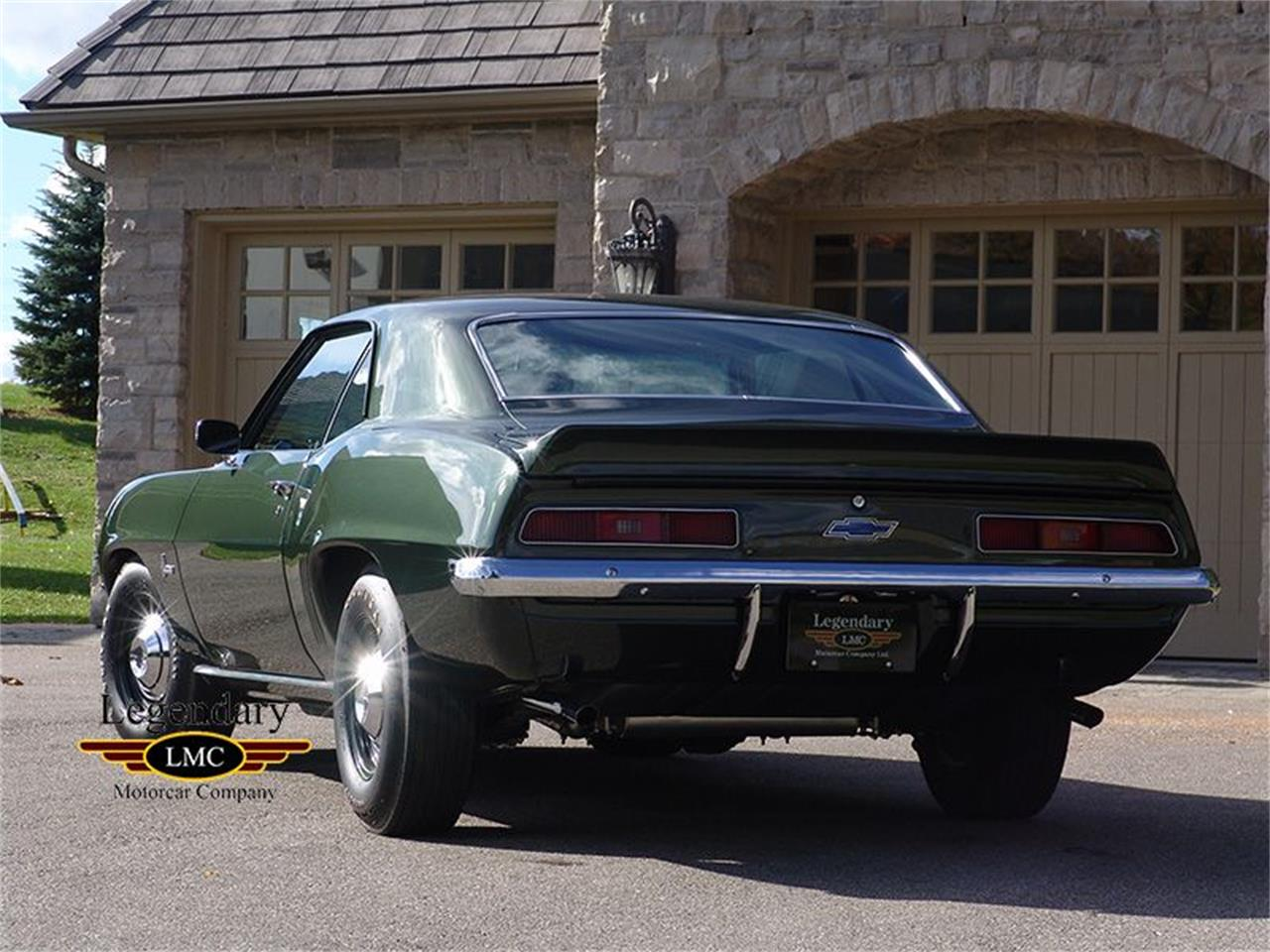 Large Picture of Classic '69 Chevrolet Camaro located in Ontario Offered by Legendary Motorcar Company - K57F
