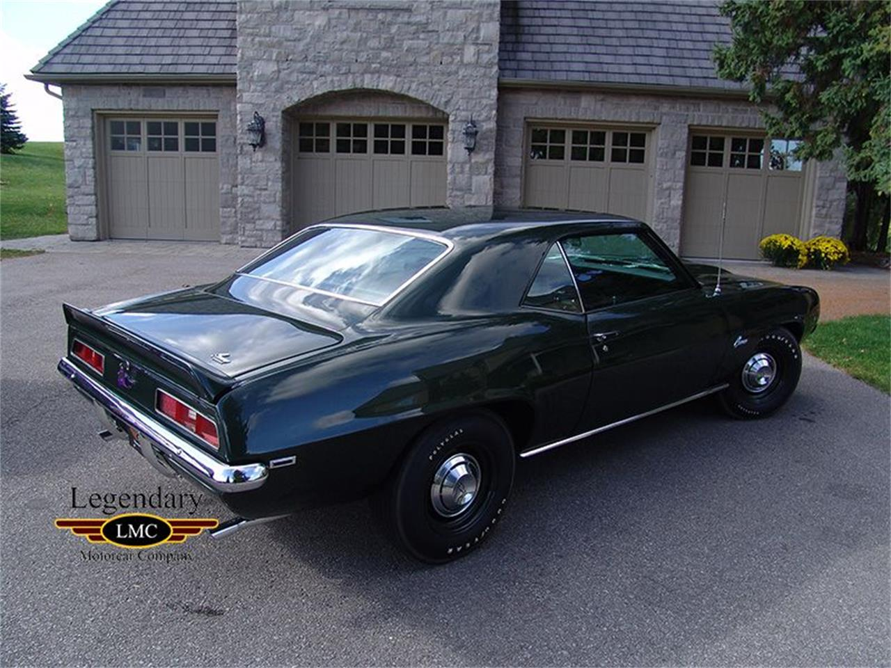 Large Picture of Classic 1969 Chevrolet Camaro located in Halton Hills Ontario Auction Vehicle - K57F