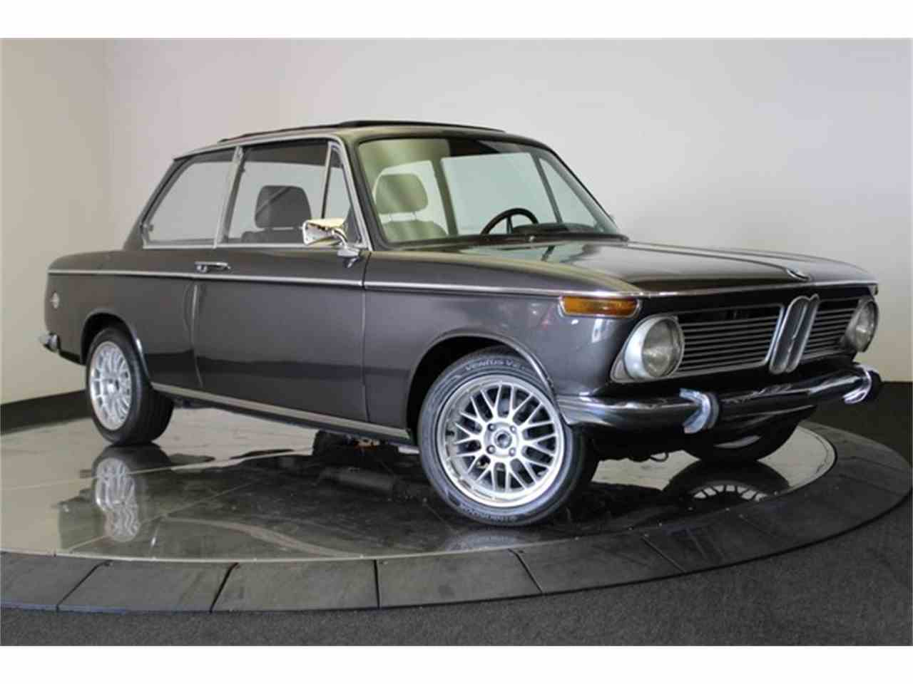 Bmw 2002 Sale >> 1968 Bmw 2002 For Sale Classiccars Com Cc 939944